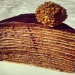 Tarta de tortitas