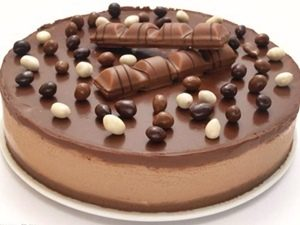 tarta de kinder thermomix