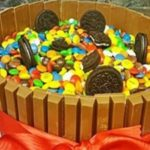 Tarta de KitKat®