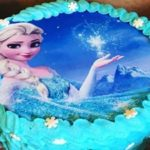 Tarta de Frozen®